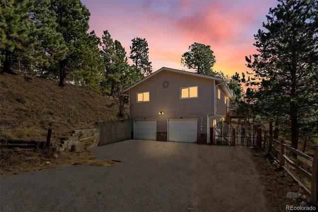 3166 Roan Road, Evergreen, CO 80439 (#8115559) :: Kimberly Austin Properties