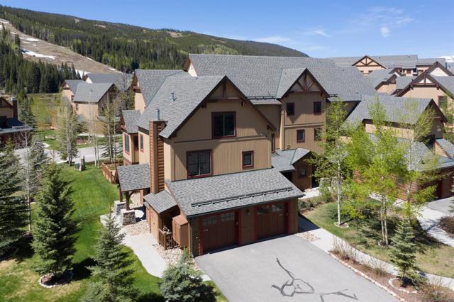 161 Hawk Circle #2338, Dillon, CO 80435 (#8115743) :: 5281 Exclusive Homes Realty
