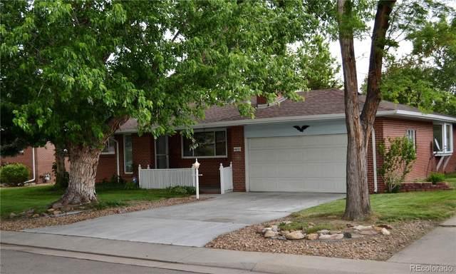 4670 Upham Street, Wheat Ridge, CO 80033 (#8115798) :: The Peak Properties Group