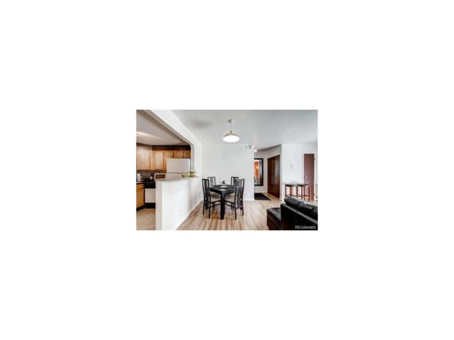 830 N Sherman Street #201, Denver, CO 80203 (#8115831) :: The City and Mountains Group