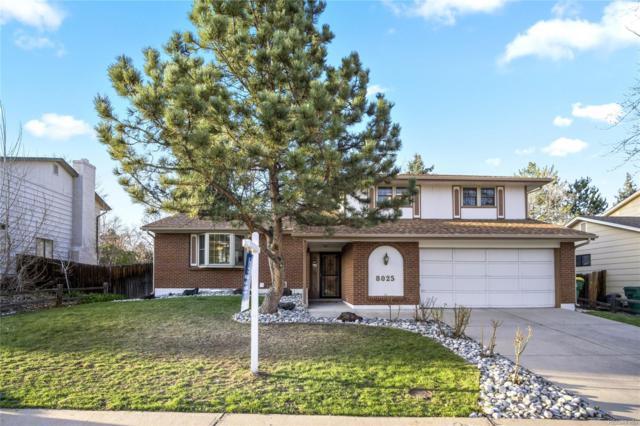 8025 W Calhoun Place, Littleton, CO 80123 (#8115839) :: House Hunters Colorado