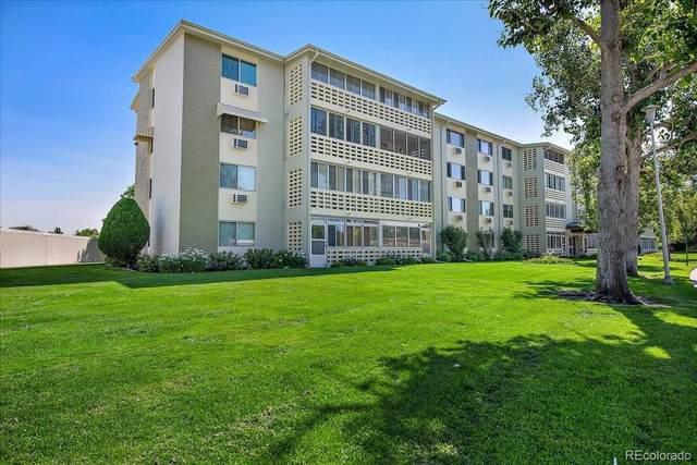680 S Alton Way 6A, Denver, CO 80247 (#8116955) :: Finch & Gable Real Estate Co.