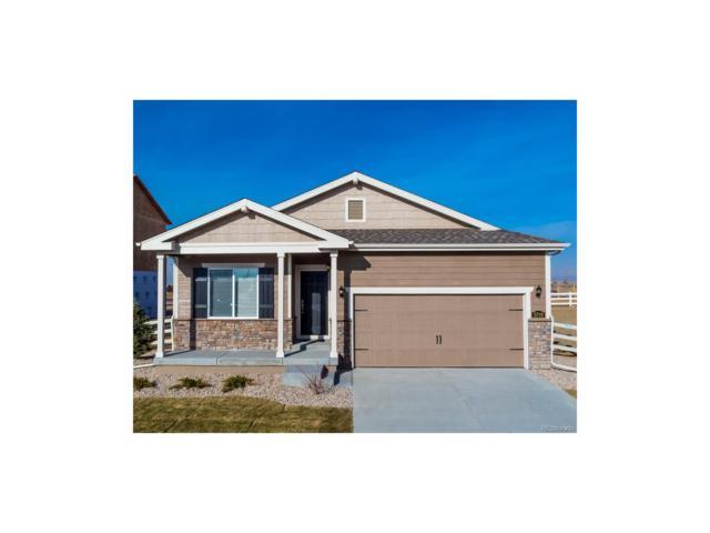 565 Park Boulevard, Lochbuie, CO 80603 (MLS #8117191) :: 8z Real Estate
