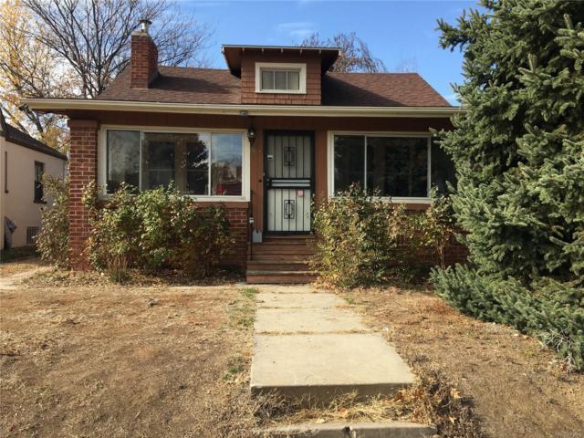 1427 Glencoe Street, Denver, CO 80220 (#8117272) :: My Home Team