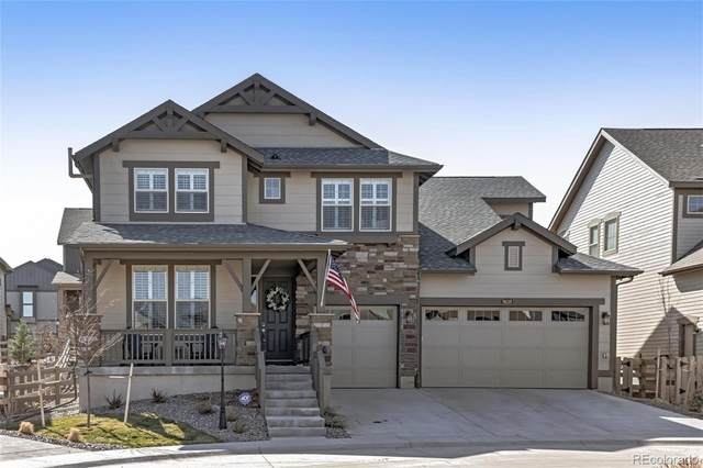 9638 Taylor River Circle, Littleton, CO 80125 (MLS #8117347) :: Kittle Real Estate