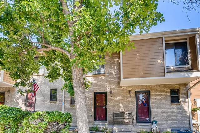 8787 W Cornell Avenue #7, Lakewood, CO 80227 (MLS #8117664) :: Clare Day with Keller Williams Advantage Realty LLC