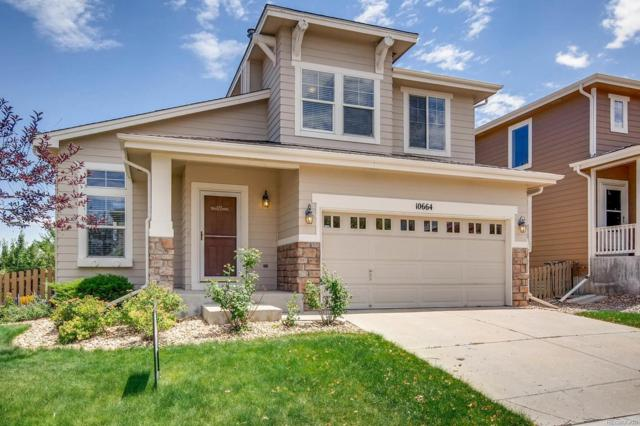 10664 Evondale Street, Highlands Ranch, CO 80126 (#8117871) :: The Peak Properties Group
