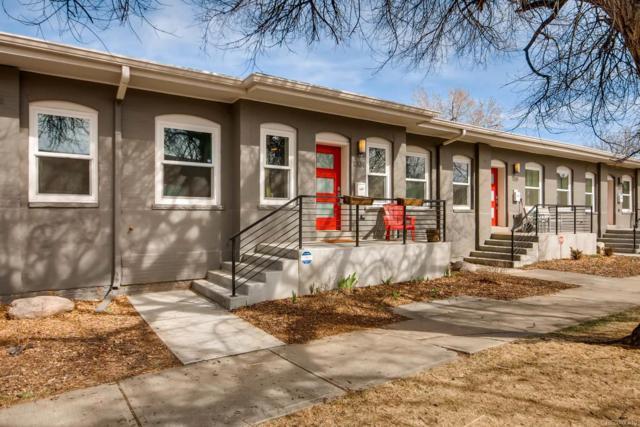 1331 E 33rd Avenue, Denver, CO 80205 (#8117970) :: RE/MAX Professionals