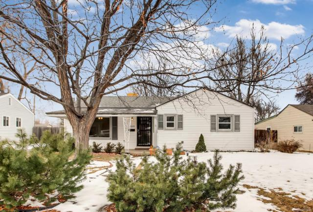 3229 S Franklin Street, Englewood, CO 80113 (MLS #8118021) :: 8z Real Estate