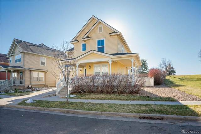 10768 Dayton Way, Commerce City, CO 80640 (#8119168) :: The Peak Properties Group