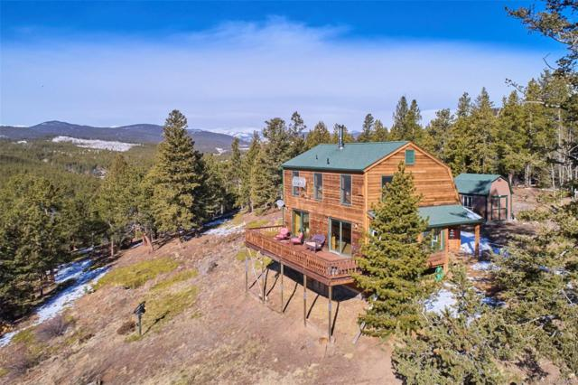 515 N Beaver Road, Nederland, CO 80466 (#8119408) :: The Peak Properties Group