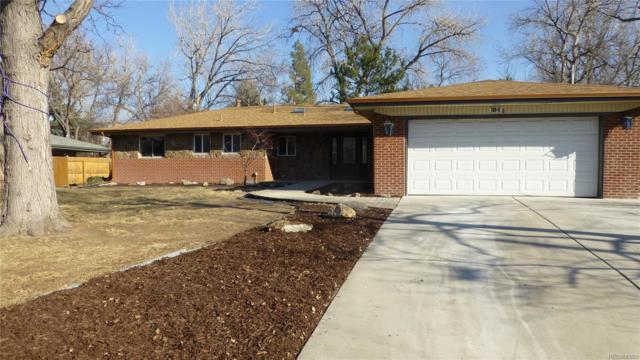 3100 Ward Court, Wheat Ridge, CO 80215 (#8119655) :: House Hunters Colorado