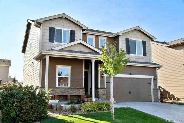 1637 Ute Way, Lochbuie, CO 80603 (#8120604) :: The DeGrood Team