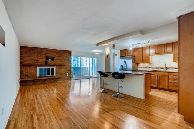 2 Adams Street #802, Denver, CO 80206 (MLS #8120792) :: 8z Real Estate