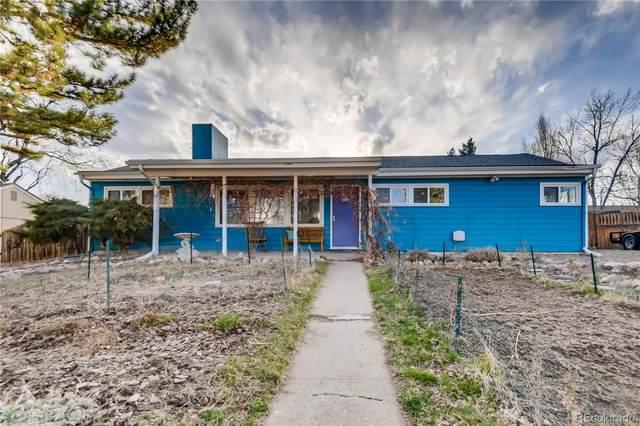 875 Miller Street, Lakewood, CO 80215 (#8120808) :: HomeSmart
