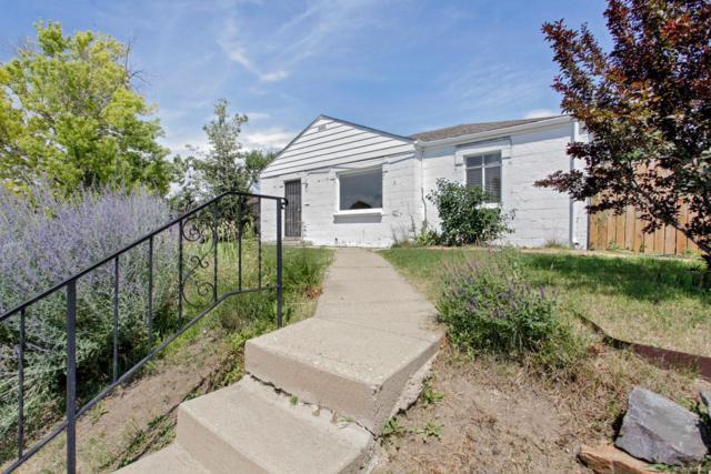 58 S Decatur Street, Denver, CO 80219 (MLS #8120848) :: 8z Real Estate