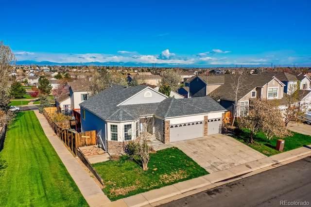 3531 S Lisbon Street, Aurora, CO 80013 (MLS #8120967) :: Find Colorado