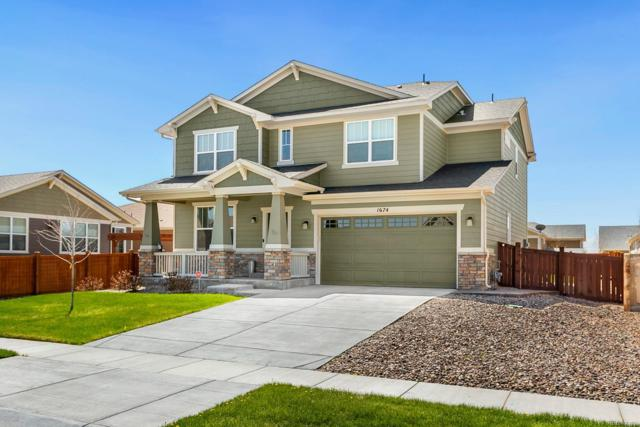 1674 Trefoil Circle, Brighton, CO 80601 (#8121200) :: The DeGrood Team