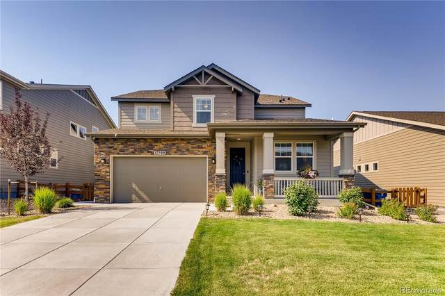 17799 W 94th Drive, Arvada, CO 80007 (#8121304) :: Berkshire Hathaway HomeServices Innovative Real Estate