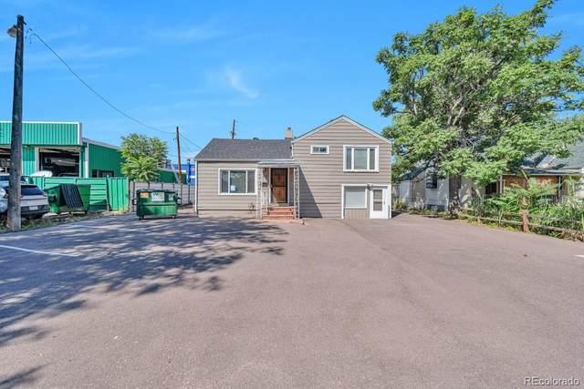 3833 Quay Street, Wheat Ridge, CO 80033 (#8121558) :: Signature Realty, Inc.