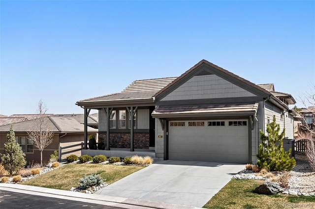 607 Sweetberry Place, Highlands Ranch, CO 80126 (MLS #8121565) :: Wheelhouse Realty