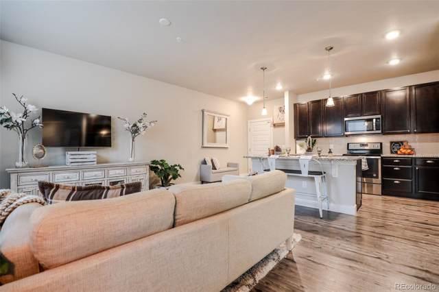 15345 W 64th Lane #207, Arvada, CO 80007 (MLS #8121591) :: 8z Real Estate