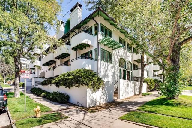 601 E 7th Avenue, Denver, CO 80203 (MLS #8121629) :: 8z Real Estate