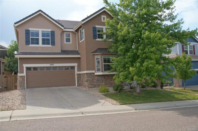 11047 Chesmore Street, Highlands Ranch, CO 80130 (#8121656) :: The Griffith Home Team