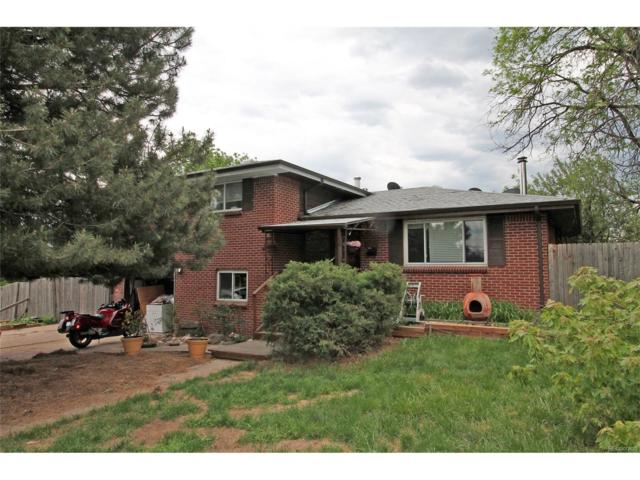 9600 W 54th Avenue, Arvada, CO 80002 (#8121775) :: The Peak Properties Group