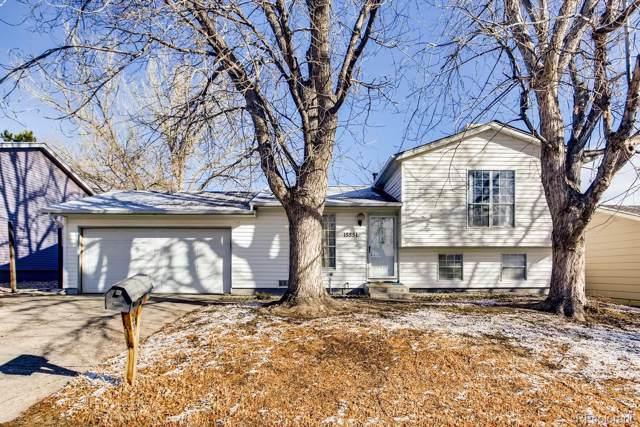 15551 E Pacific Place, Aurora, CO 80013 (MLS #8122090) :: 8z Real Estate