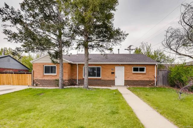 1980 Gail Court, Thornton, CO 80229 (#8122100) :: The Pete Cook Home Group