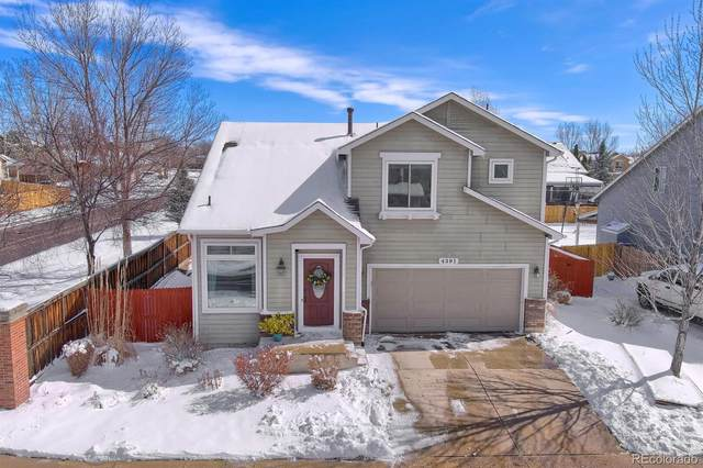 4391 Coolwater Drive, Colorado Springs, CO 80916 (#8122172) :: The DeGrood Team