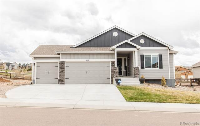 1228 Night Blue Circle, Monument, CO 80132 (#8122225) :: The Griffith Home Team