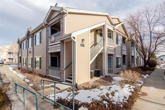 1116 Opal Street #203, Broomfield, CO 80020 (#8122360) :: The Dixon Group