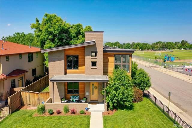 1601 S Monroe Street, Denver, CO 80210 (#8122386) :: Finch & Gable Real Estate Co.