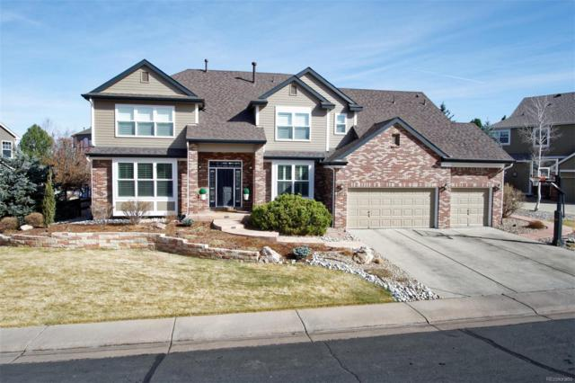 1777 Ridgecrest Way, Highlands Ranch, CO 80129 (MLS #8122425) :: 8z Real Estate