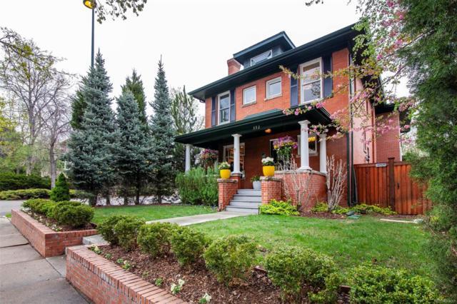 592 Franklin Street, Denver, CO 80218 (#8122647) :: Mile High Luxury Real Estate