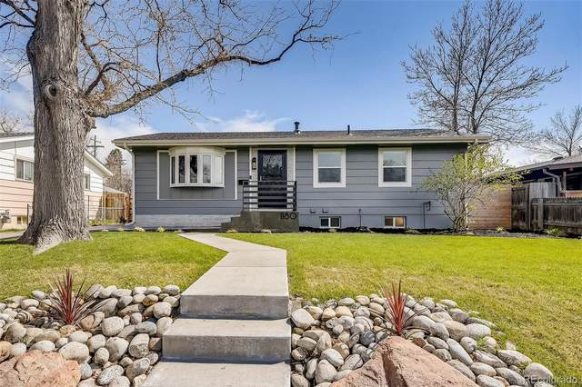 1180 W Radcliff Avenue, Englewood, CO 80110 (#8122968) :: The DeGrood Team