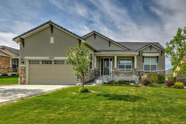 4830 Sunshine Place, Broomfield, CO 80023 (#8123053) :: The HomeSmiths Team - Keller Williams