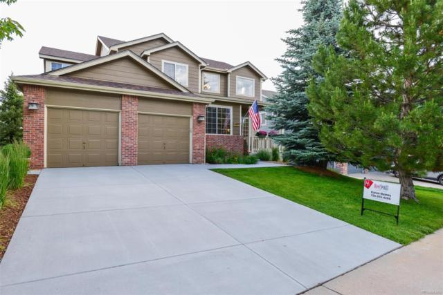 811 Deer Clover Circle, Castle Pines, CO 80108 (#8123139) :: Mile High Luxury Real Estate
