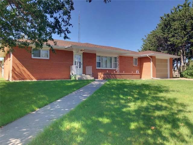 585 M Avenue, Limon, CO 80828 (MLS #8123210) :: 8z Real Estate