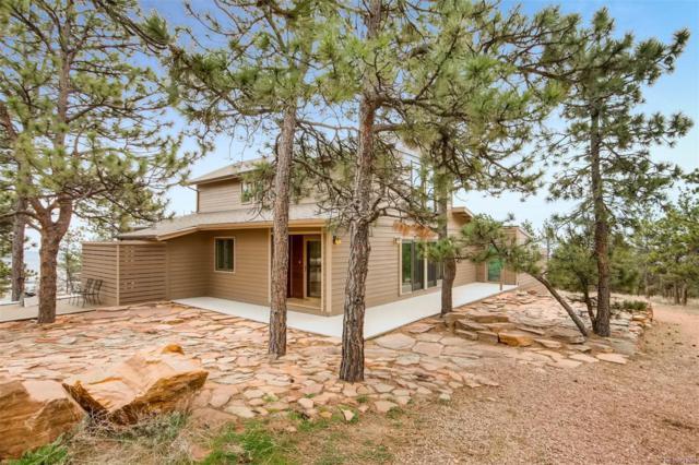 2570 Eagle Ridge Road, Lyons, CO 80540 (MLS #8123214) :: 8z Real Estate
