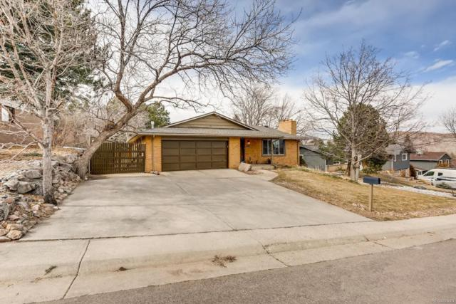 1940 Foothills Road, Golden, CO 80401 (#8123385) :: Compass Colorado Realty