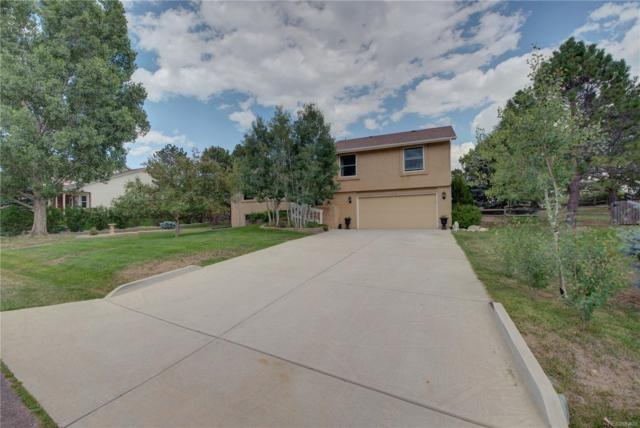 14365 Westchester Drive, Colorado Springs, CO 80921 (#8123567) :: House Hunters Colorado
