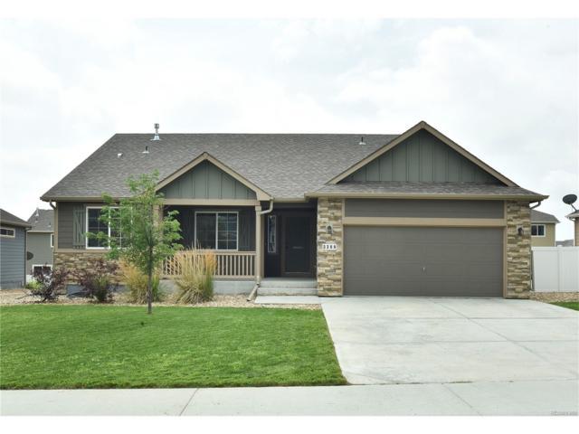 3388 Butternut Lane, Johnstown, CO 80534 (MLS #8123736) :: 8z Real Estate