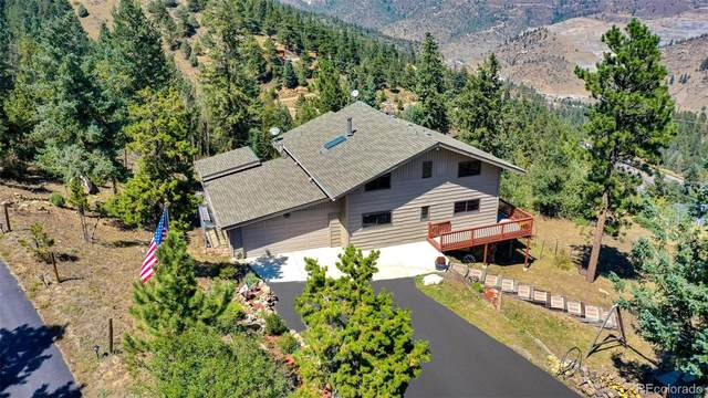 500 Elk Valley Drive, Evergreen, CO 80439 (MLS #8123739) :: 8z Real Estate