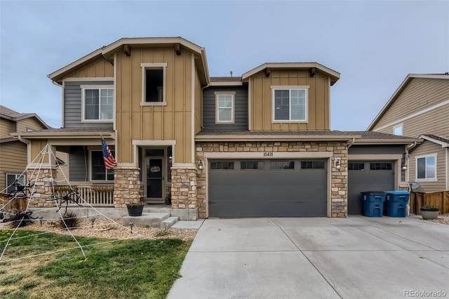 15431 Village Circle, Commerce City, CO 80603 (#8124060) :: The DeGrood Team