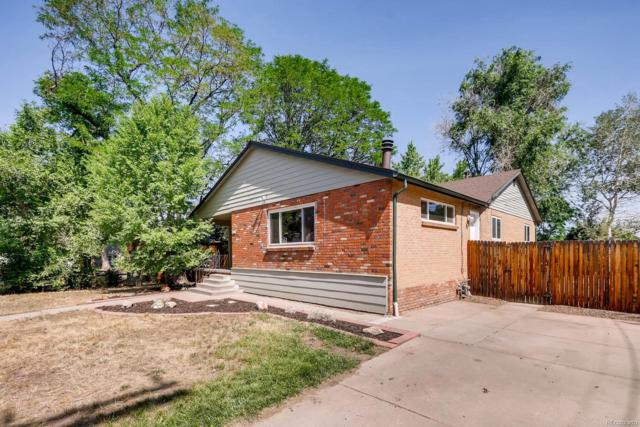 1511 E Floyd Avenue, Englewood, CO 80113 (#8124774) :: Structure CO Group