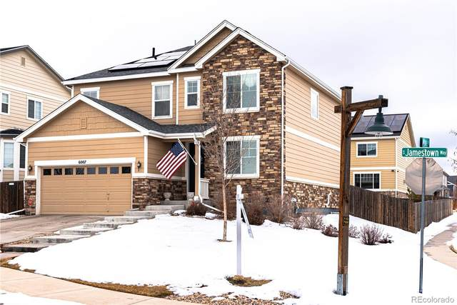 6007 S Jamestown Way, Aurora, CO 80016 (#8124791) :: Berkshire Hathaway Elevated Living Real Estate