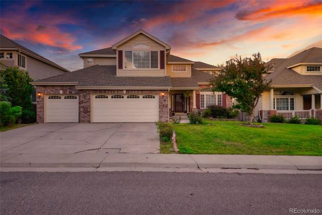 6450 S Queen Way, Littleton, CO 80127 (#8125311) :: The DeGrood Team